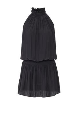 Black Selene Dress by Ramy Brook