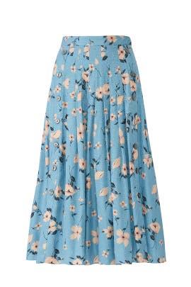 8e0950d7d5 Daniella Floral Jacquard Skirt by Rebecca Taylor for $75 - $85 ...