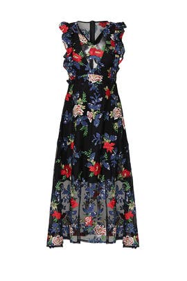Floral Avalyn Dress by VONE