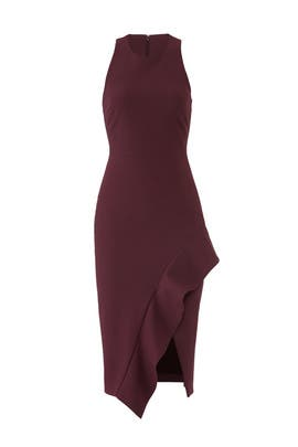 Plum Piper Dress by Cinq à Sept