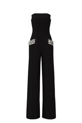Carmine Jumpsuit by Black Halo