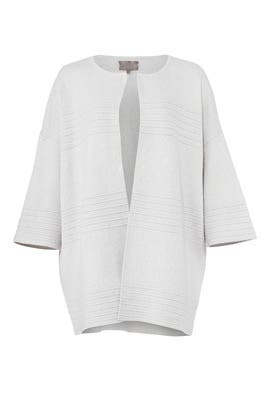 Structured Sweater Coat by Michael Stars