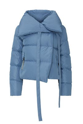 Light Sky Puffa Jacket by Bacon