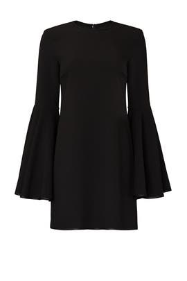 Dogma Flare Sleeve Mini Dress by ELLERY