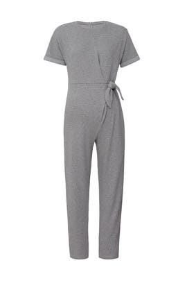 Lolo Maternity Jumpsuit by HATCH