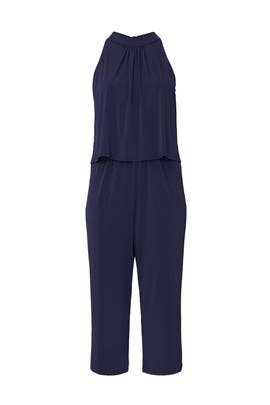 Skylar Cropped Jumpsuit by Leota