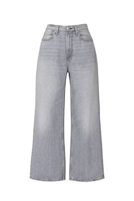 Ruth Super High Rise Rigid Jeans by rag & bone JEAN