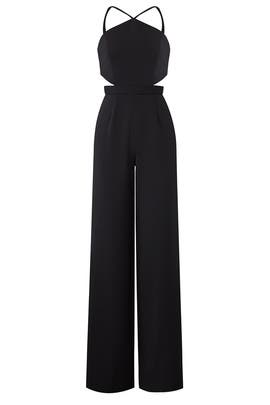 Black Carroll Jumpsuit by Jay Godfrey