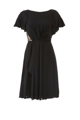 Laced Inserts Day Dress by Jason Wu Collection