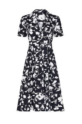 Floral Collared Dress by Jason Wu Collective