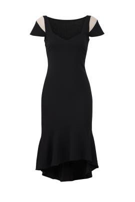 Ruffle Hem Grace Dress by Parker