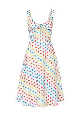 Dipping Dot Coco Dress by Color Me Courtney