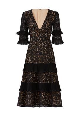 Timeless Lace Midi Dress by Keepsake
