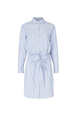 Wrap Tie Shirt Dress by Scotch & Soda
