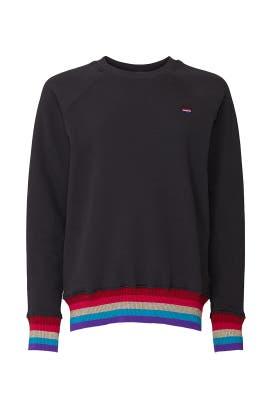 Rainbow Classic Sweatshirt by Spiritual Gangster