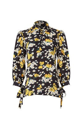 The Butterfly Blouse by byTiMo