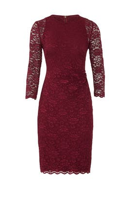 Dexter Lace Dress by Lauren Ralph Lauren