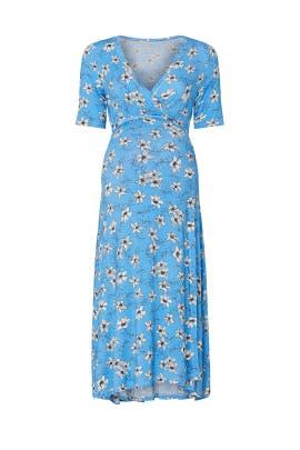 Maya Maternity Dress by NOM Maternity