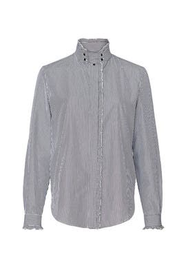 Striped Melody Shirt by Officine Générale