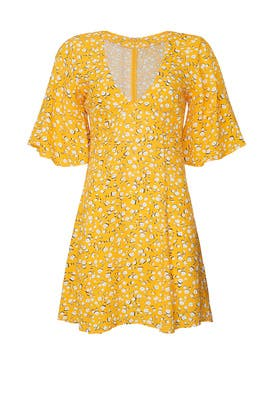 Summer Daisy Tea Dress by MINKPINK