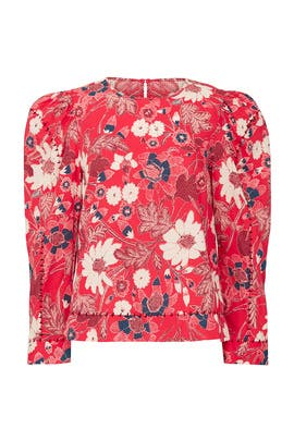 Terese Blouse by Ulla Johnson