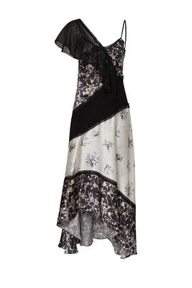 Floral Marble Gown by Jason Wu
