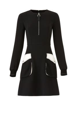 Belted Pocket Dress by Jason Wu