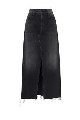 Clyde Denim Skirt by rag & bone JEAN