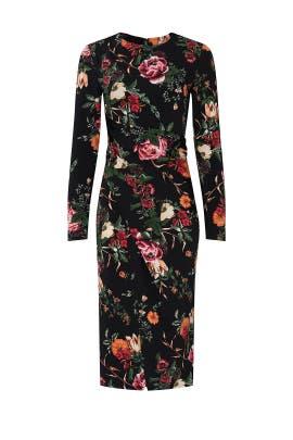 Floral Svana Jersey Dress by Rachel Rachel Roy