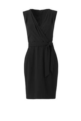 Cybil Faux Wrap Dress by Slate & Willow