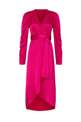 Hot Pink North Dress by Chelsea and Walker