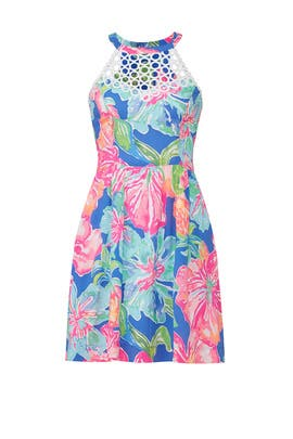 99d5857ce04e Floral Kinley Dress by Lilly Pulitzer for  30