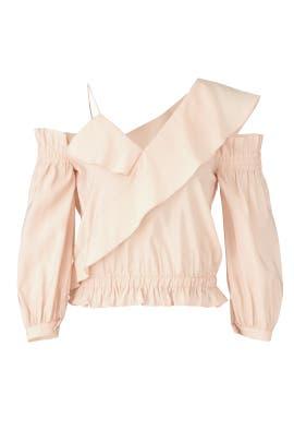 Pink Milana Top by N12H