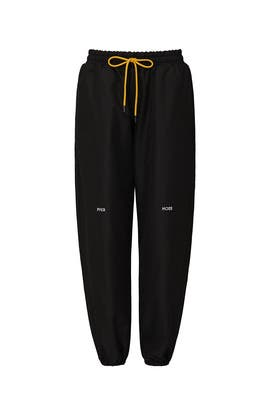 Drawstring Track Pants by Pyer Moss
