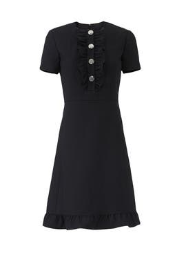 Ruffle Dress by Tory Burch