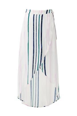 Striped Sadie Skirt by ASTR