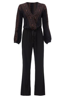 Gypset Jumpsuit by Twelfth Street by Cynthia Vincent