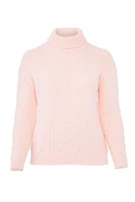 Puff Dot Sweater by Draper James X ELOQUII