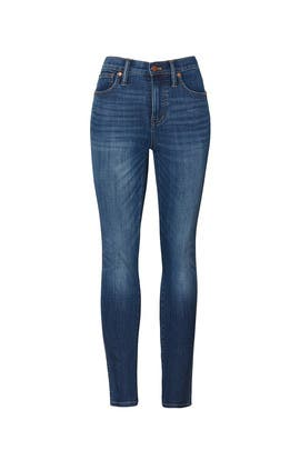 Danny High Rise Skinny Jeans by Madewell