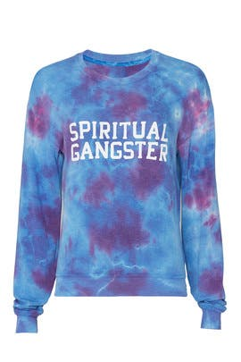 Savanna Sweatshirt by Spiritual Gangster