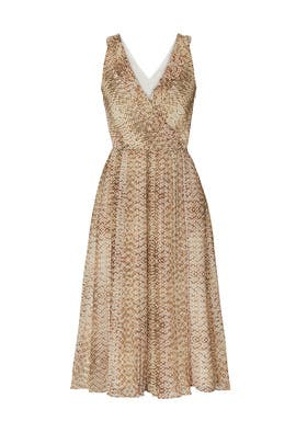 Python Ruffle Dress by Great Jones
