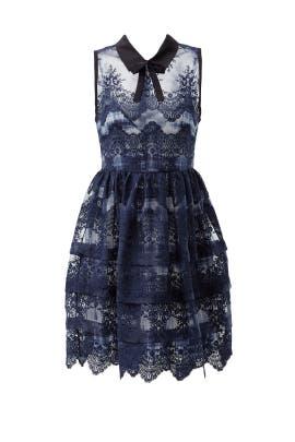 Navy Owen Dress by Marissa Webb