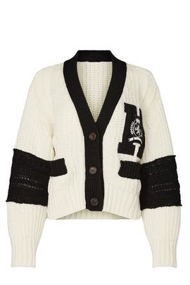 Letterman Cardigan by Tommy Hilfiger