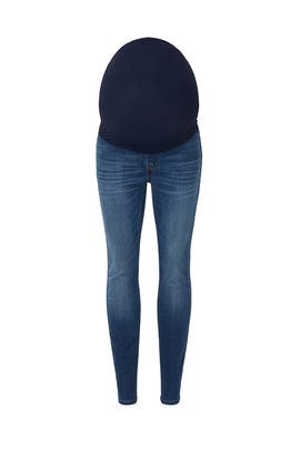 Danny Maternity Over the Belly Skinny Jeans by Madewell