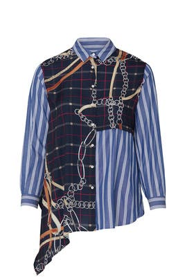 Faggio Shirt by Marina Rinaldi