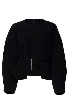 Long Sleeve Belted Pullover by 3.1 Phillip Lim