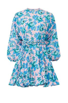 Pop Floral Ella Dress by RHODE