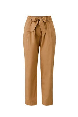Tapered Paperbag Pants by Scotch & Soda