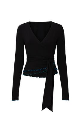 Dani Knit Top by Diane von Furstenberg