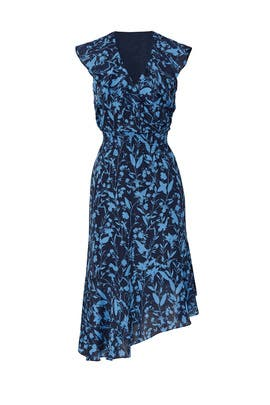 Blue Brynlee Dress by Parker